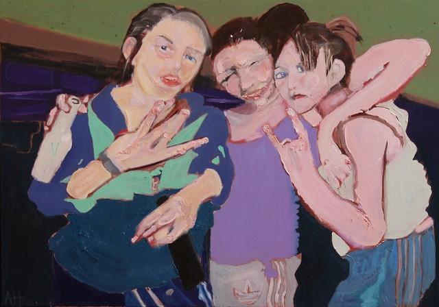 , '#Whatever,' 2017, Castlegate House Gallery