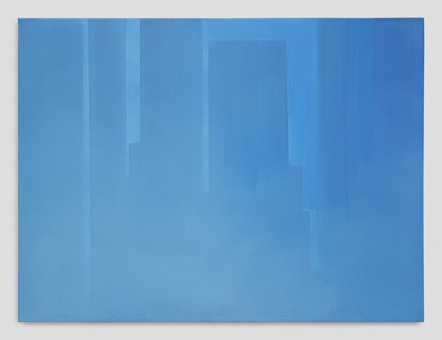, 'In Absentia (Light Blue-Luminous Blue),' 2015, Night Gallery