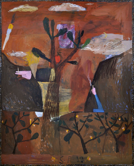 , 'Pear Tree Canyon,' 2019, Despard Gallery