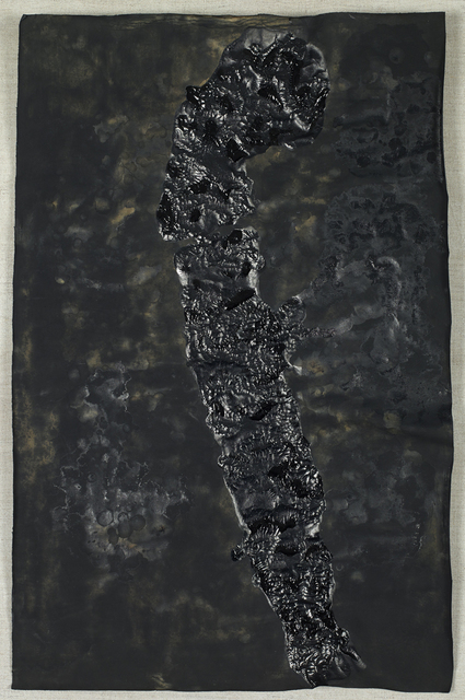 , 'Hundred Layers of Ink - Magic Wand 02,' 1991, Jeanne Bucher Jaeger
