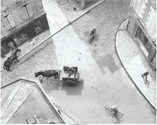 André Kertész, 'Carrefour, Blois', 1930, Heritage Auctions