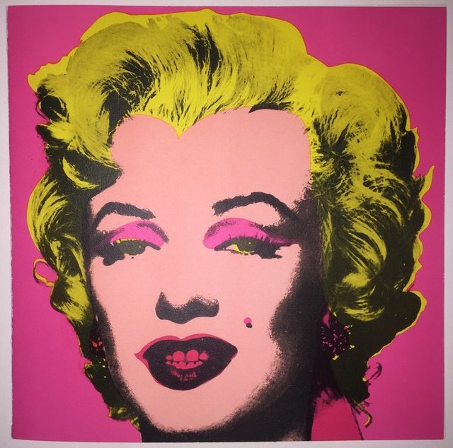 Andy Warhol, 'Andy Warhol, Marilyn Monroe Printed Invitation to the Leo Castelli Gallery, 1981', 1981, Hedges Projects