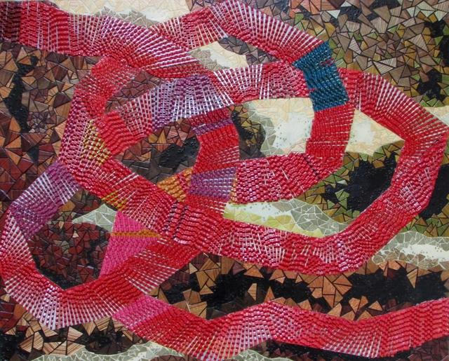 Naoko Morisawa, 'New Wave - Mandarin Oriental Knot', 2017, Frederick Holmes and Company