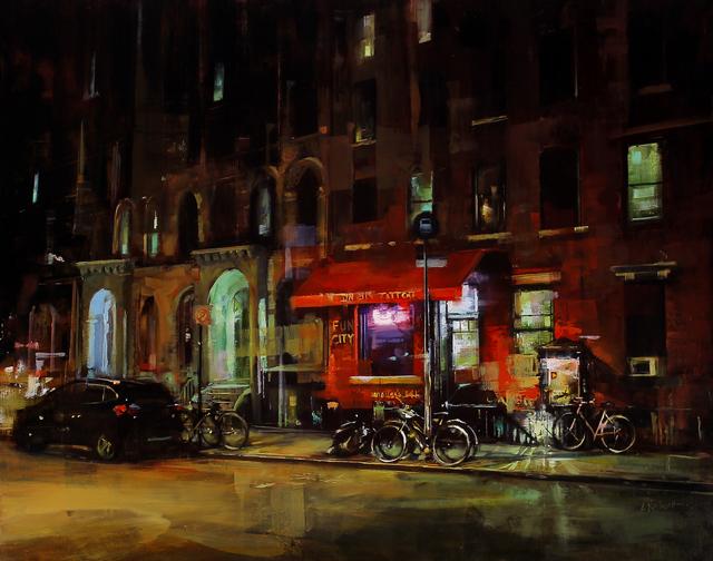 , 'Fun City Tattoo,' 2016, Abend Gallery