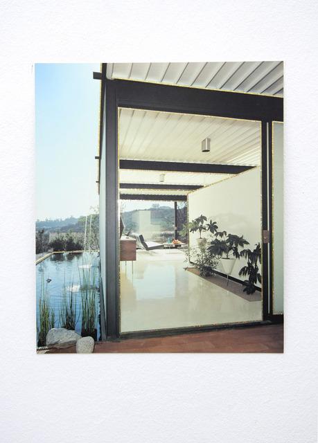 , 'Dekorierte Architektur #4,' 2001, Produzentengalerie Hamburg