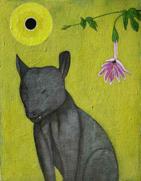 , 'Preying Chupacabra,' , Sorrel Sky Gallery