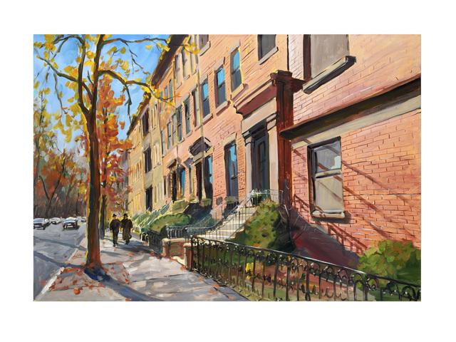 , 'Brooklyn Heights (2019),' 2019, Castle Fine Art