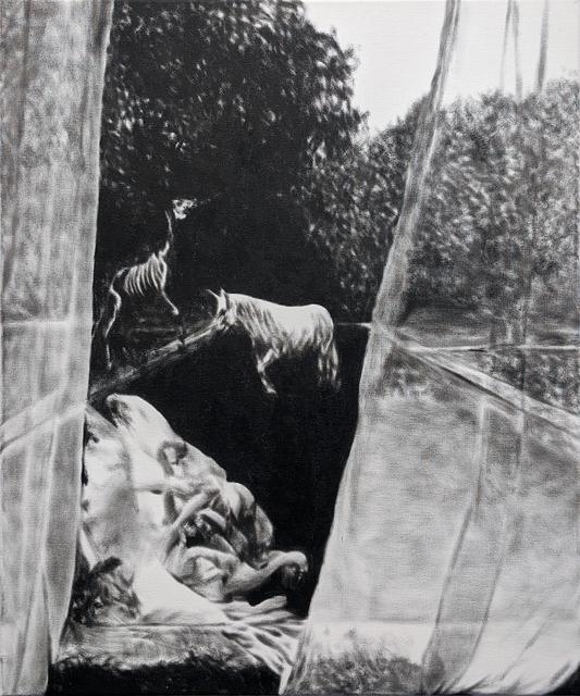 Florian Heinke, 'Wild Roses', 2019, Charlie Smith London
