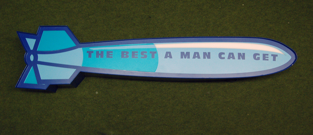, 'The best a man can get,' , Galeria Trama