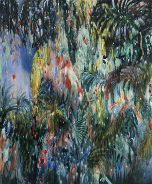 , 'Jungle Glow,' 2018, Barnard