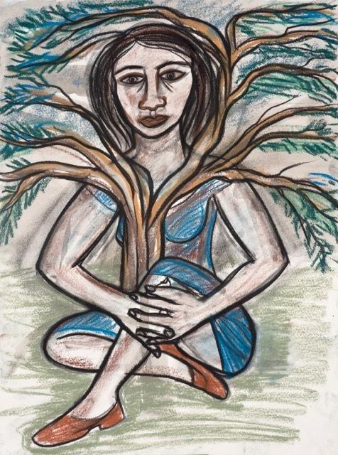 , 'Sapling,' , Letitia Gallery