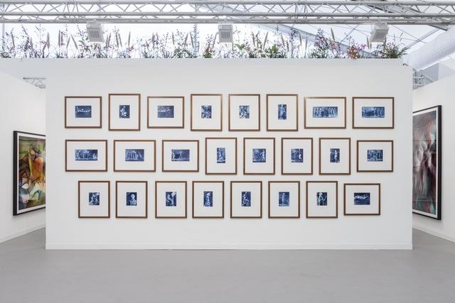 , 'neg◊lapresmidi_01 - 24,' 2016, Galerie Rüdiger Schöttle
