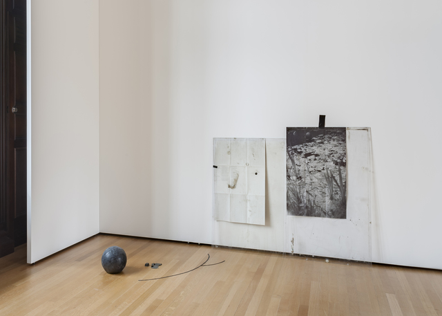 , 'Endnote, Ledoux (black) ,' 2016, Barbara Wien