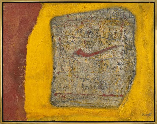 Enrico Donati, 'Fossil Series: 3001 BC', 1962, Vallarino Fine Art