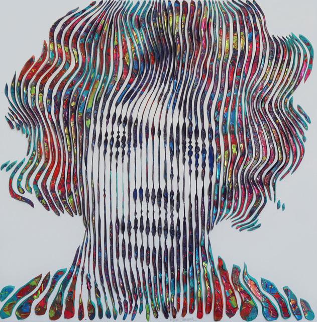 Virginie Schroeder, 'Jimi Hendrix Forever', 2019, Artspace Warehouse