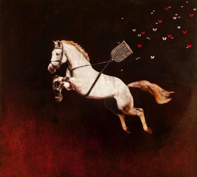 , 'Exordium,' 2016, Bill Lowe Gallery
