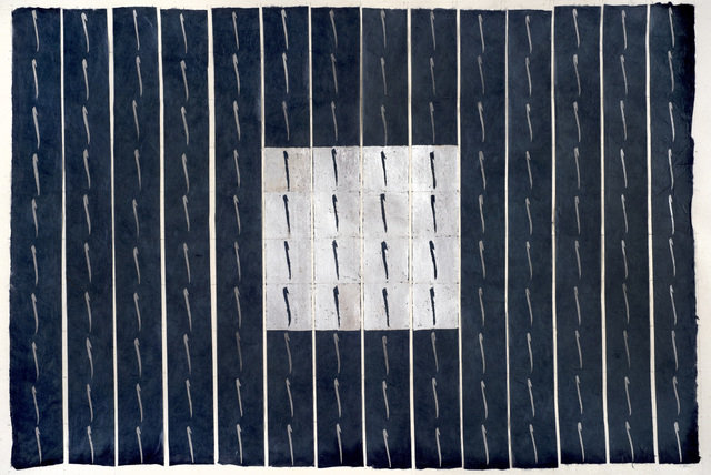 , 'Alifs,' 2017, Janet Rady Fine Art