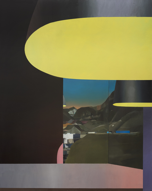 , 'The reflected landscape,' 2019, Arario Gallery