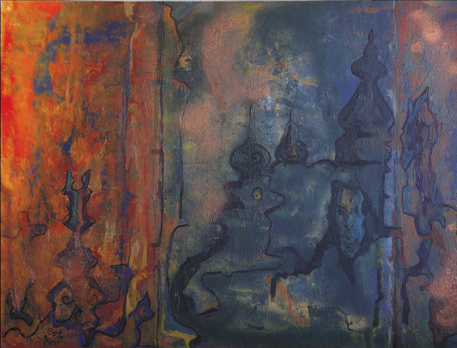 , 'The Sadness,' 1970, Hafez Gallery