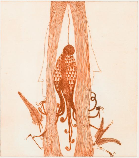 Dorota Jurczak, 'Milczace twarze', 2006, Corvi-Mora
