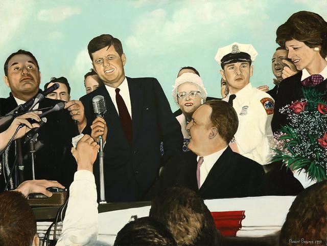 , 'Kennedy 1960,' 2000, DETOUR Gallery