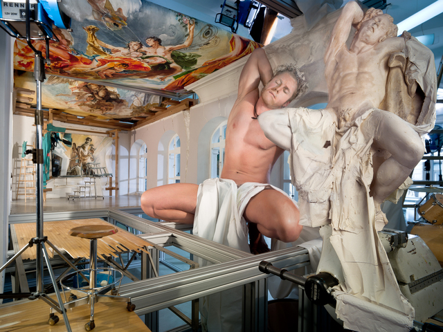Lois Renner, 'Marco - Ironische Antikenimitation', 2012-2013, Mario Mauroner Contemporary Art Salzburg-Vienna