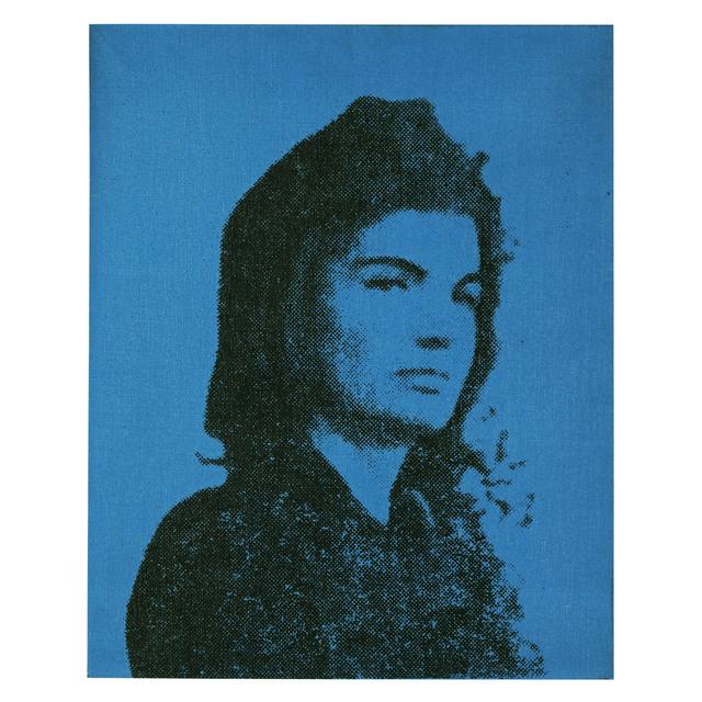 Andy Warhol, 'Jackie', 1964, Mnuchin Gallery