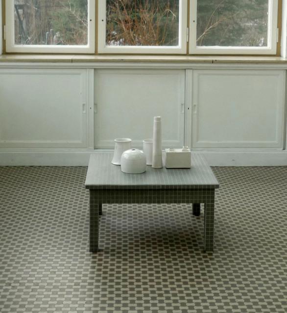 , 'Fünf Vasen (five vases),' 2012, Hammelehle und Ahrens
