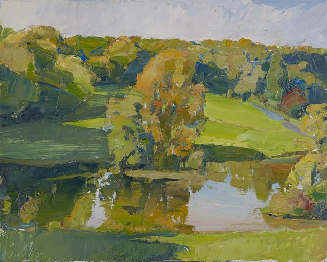 , 'Teffont Evias I,' , Portland Gallery
