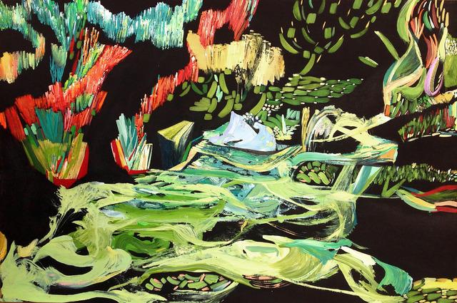 , 'Nocturne,' 2014, Octavia Art Gallery