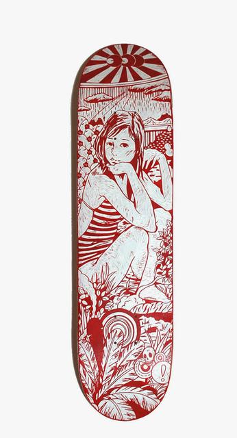 Kenichi Yokono, 'Skateboard Girl', 2010, Japigozzi Collection