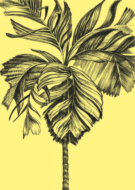 , 'Palm Tree Session 3,' 2017, PPC Philipp Pflug Contemporary