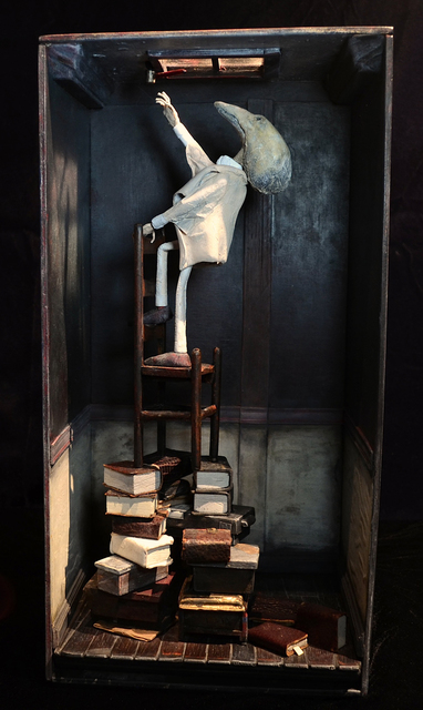 , 'The Ladder Back Chair (The Artifice of Hope) ,' 2015, AFA Gallery