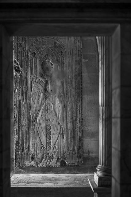 , 'St Denis Pierre tombale de Jacques Longuejoé grand prieur de Saint-Denis (017),' 2014, Galerie Galea