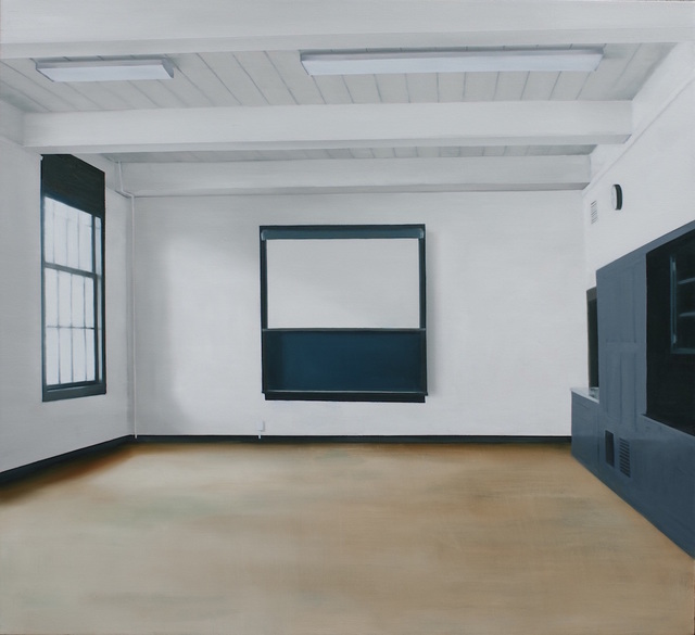 , 'Classroom (Former P.S.),' 2014, G. Gibson Gallery