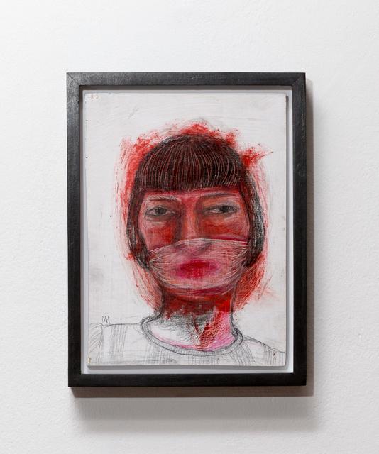 , 'Drawing 16,' 2016, Joanna Bryant & Julian Page