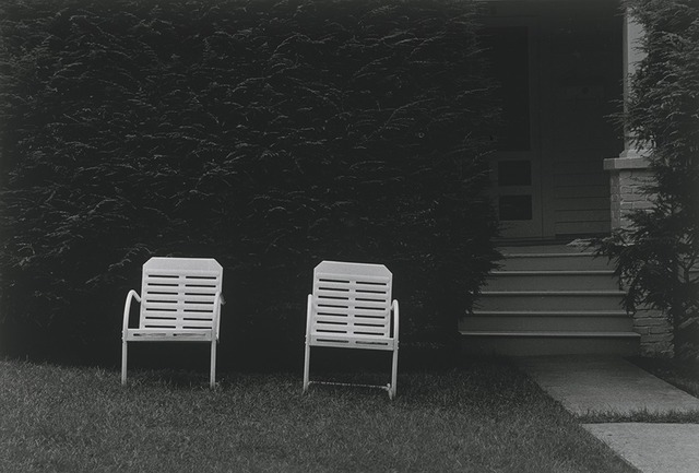 , 'Two Chairs, Tennessee (USA),' 1972, Time Space Gallery