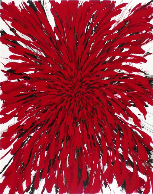 , 'Red Flash,' 2019, McKenzie Fine Art
