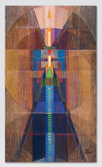 , 'Redemption 구원,' 1980, Phosphorus & Carbon