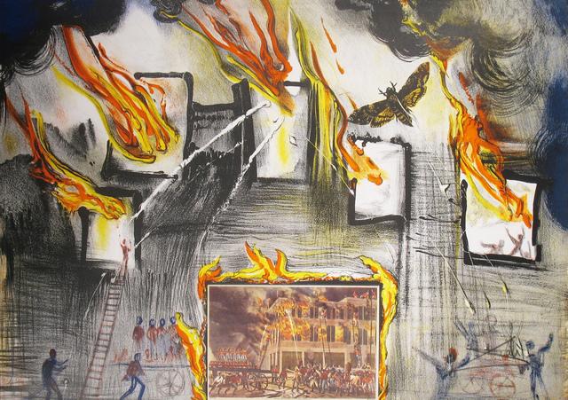 Salvador Dalí, 'Fire! Fire! Fire!', 1971, DTR Modern Galleries