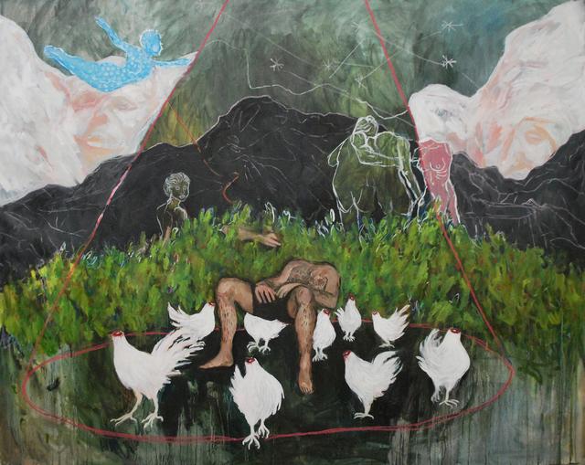 , 'HEADHUNTERS,' 2017, Bau-Xi Gallery