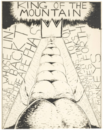 Mike Kelley, 'King of the Mountain (from Monkey Island),' 1983, Sotheby's: Contemporary Art Day Auction