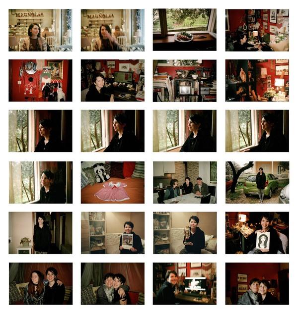 Glorija Lizde, 'My mother photographs me', 2018, Procur.arte