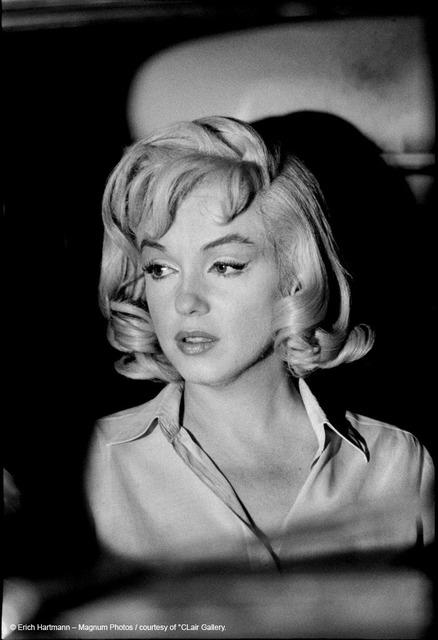 Erich Hartmann, 'Marylin Monroe on the set of the Misfits', 1961, °CLAIR Galerie
