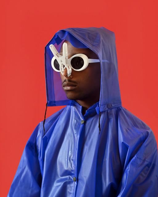 Myles Loftin, 'PPE', 2020, Print, Mounted archival inkjet print, Superposition