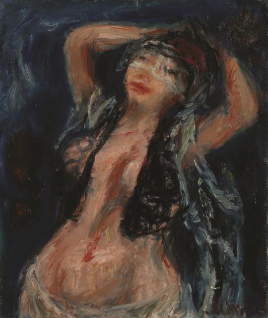 Sigmund Menkes, 'Girl', 1896-1986, Tiroche Auction House & Gallery