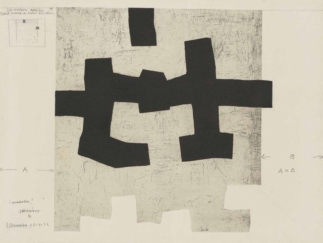 Eduardo Chillida, 'Aldikatu I', 1972, Christie's
