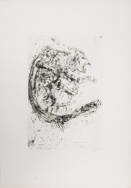 , 'Cat,' 1969, RoGallery