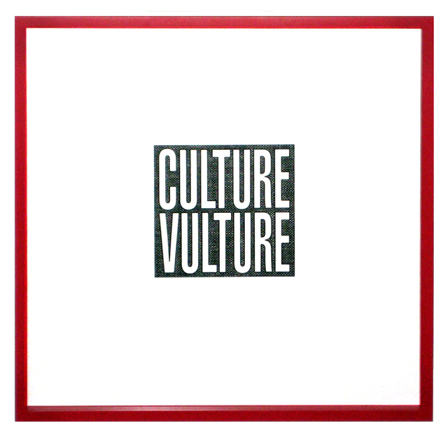 , 'Culture Vulture,' 2012, Carolina Nitsch Contemporary Art