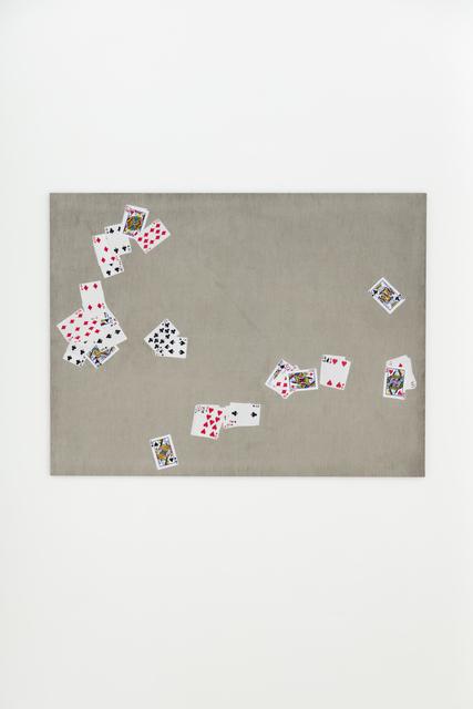 , 'Composition #5,' 2015, galerie frank elbaz